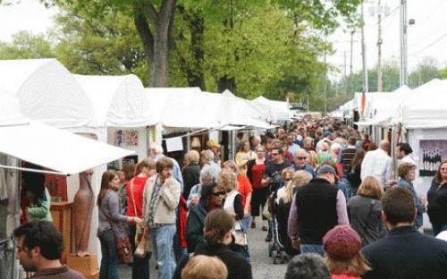Brookside Art Fair