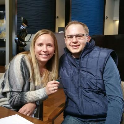 John & Jennifer Schulte