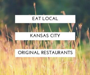 Kansas City restaurants