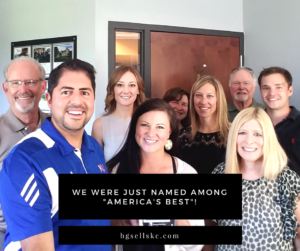 Bradshaw Group America's Best Real Estate Agents Kansas City