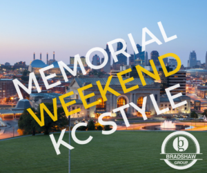 memorial weekend kansas city