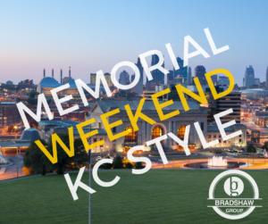 memorial weekend kansas city